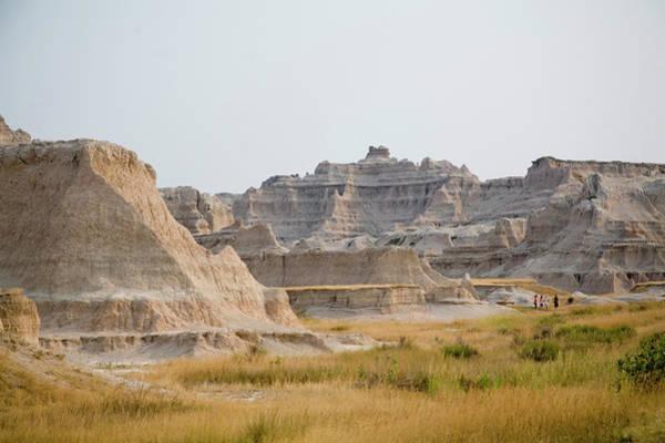 North Dakota Badlands Wall Art - Photograph - South Dakota - Badlands National Park by Carol Barrington - DestinationPh