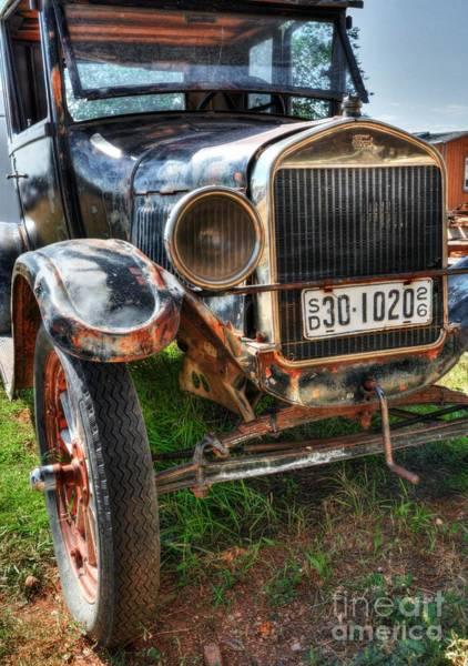 Photograph - South Dakota Classic by Mel Steinhauer