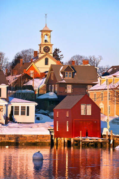 Wall Art - Photograph - South End Boathouse by Eric Gendron