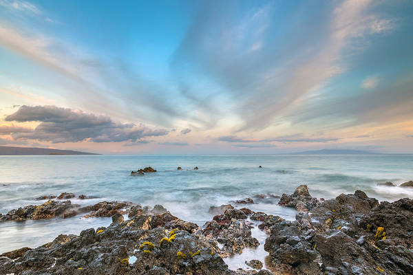 Photograph - South Maui Sunrise by Pierre Leclerc Photography