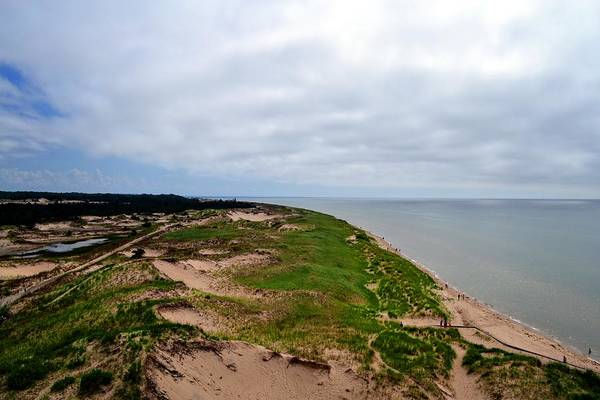Photograph - South Of Big Sable Point by Michelle Calkins