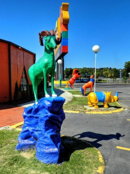 Photograph - South Of The Border 009 by Lance Vaughn