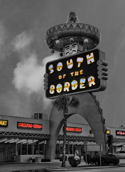 Wall Art - Photograph - South Of The Border by Lee Dos Santos
