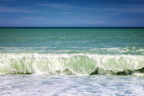 Green And Gray Photograph - South Pacific 2 by Colin and Linda McKie