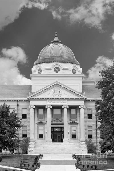 Photograph - Southeast Missouri State University Academic Hall by University Icons