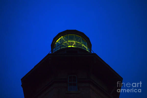 Wall Art - Photograph - Southeast Lighthouse On Block Island  by Diane Diederich