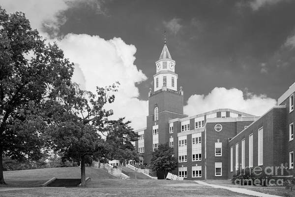 Photograph - Southern Illinois University Pulliam Hall by University Icons