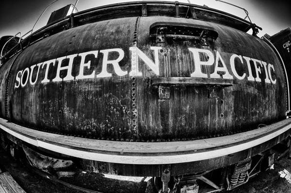 Photograph - Southern Pacific by Cat Connor