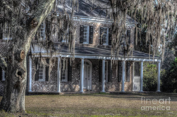 Photograph - Southern Porch by Dale Powell