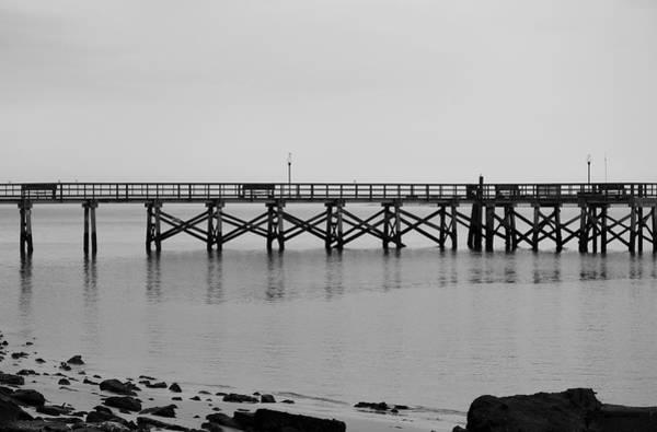Photograph - Southport Fishing Pier by Cynthia Guinn