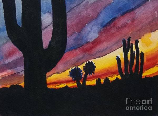 Wall Art - Painting - Southwest Art by Don Hand