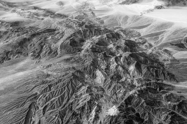 Photograph - Southwest Desert Landscape - Black And White by Photography  By Sai