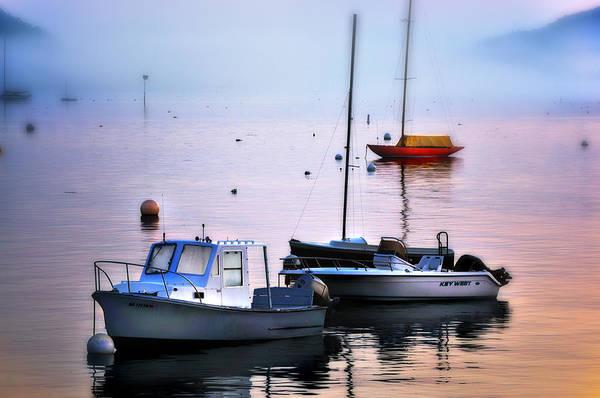 Photograph - Southwest Harbor View - Mount Desert Island by T-S Fine Art Landscape Photography
