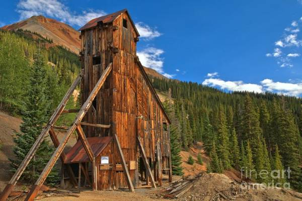 Photograph - Southwestern Colorado History by Adam Jewell