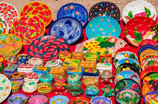 Chichen Digital Art - Souvenirs At Chichen Itza by Carol Ailles