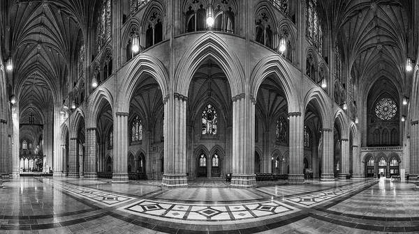 Gothic Photograph - Space by Christopher Budny