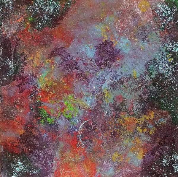 Deep Space Mixed Media - Space by Nicole Henne