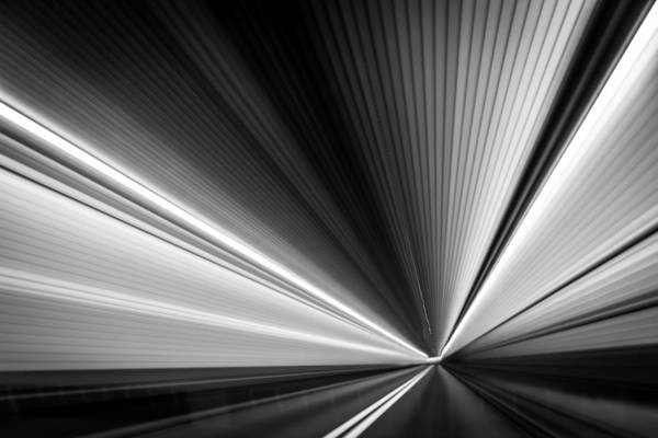 Photograph - Space-time Continuum by Mihai Andritoiu