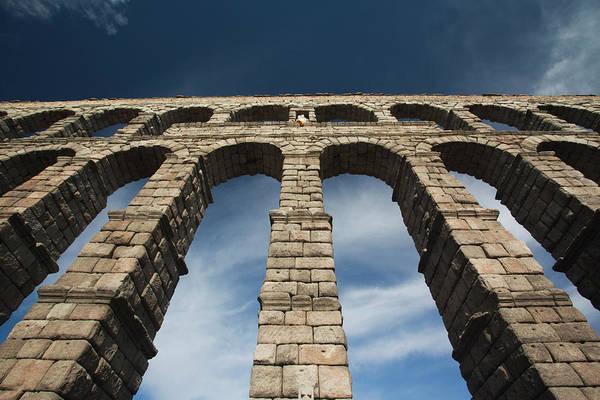 Walter Photograph - Spain, Castilla Y Leon Region, Segovia by Walter Bibikow