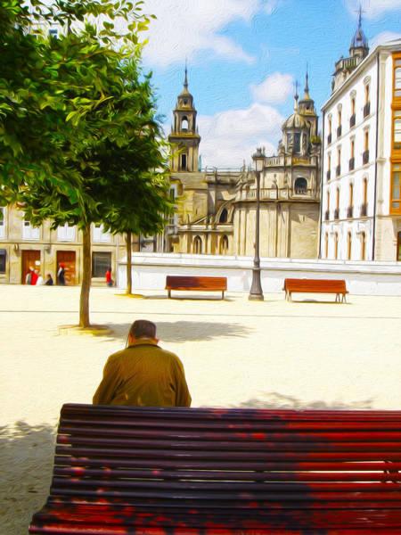 Photograph - Spain Series 06 by Carlos Diaz