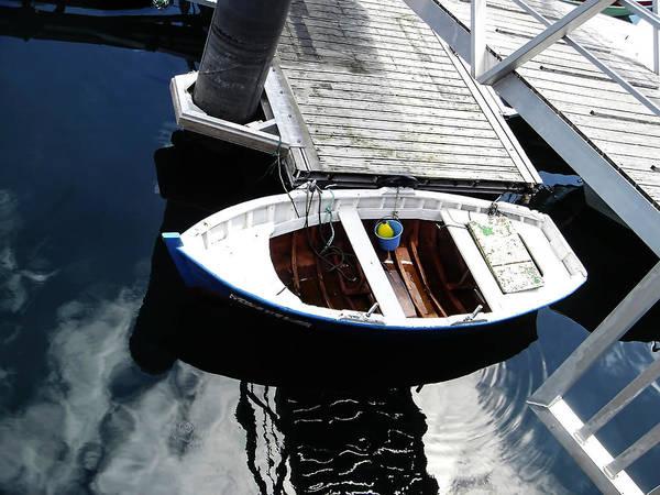 Photograph - Row Boat In Spain Series 28 by Carlos Diaz