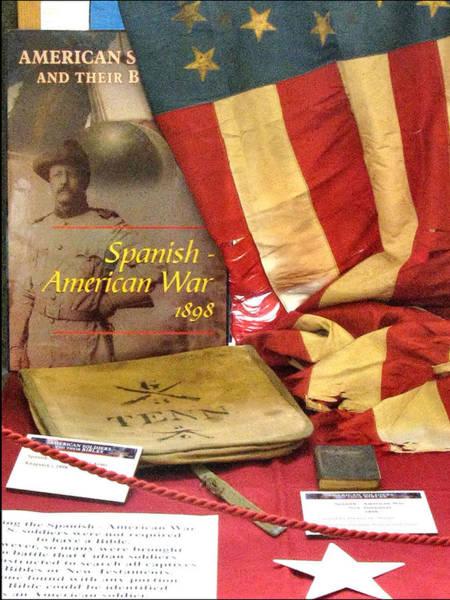 Photograph - Spanish-american War by Glenn Bautista