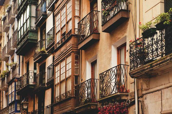 Bilbao Photograph - Spanish Apartments by Marcaux