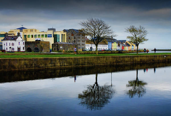 Wall Art - Photograph - Spanish Arch, Galway by Photograph By Jonah Murphy