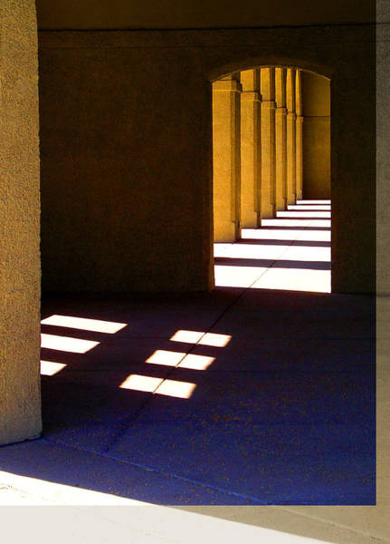 Photograph - Spanish Arches Light Shadow by Patrick Malon