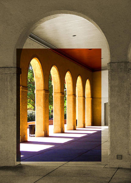 Photograph - Spanish Arches by Patrick Malon