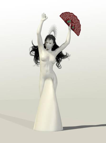 Dummy Digital Art - Spanish Synthetic by Quim Abella