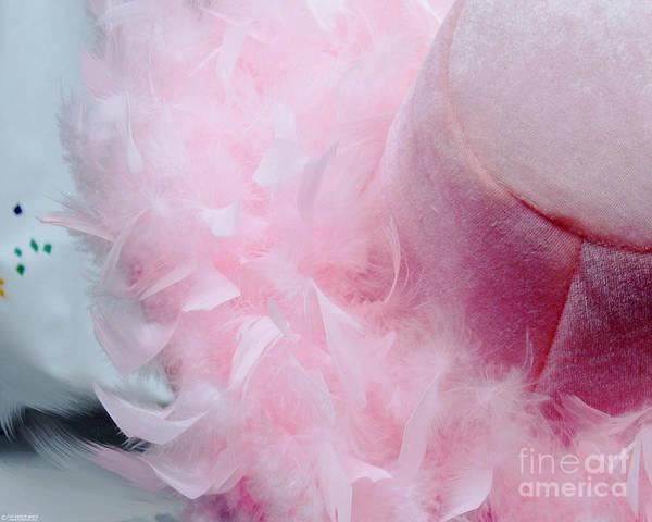 Digital Art - Spanish Town Pink by Lizi Beard-Ward