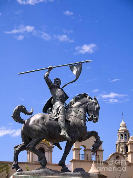 Photograph - Spanish Warrior by Brenda Kean