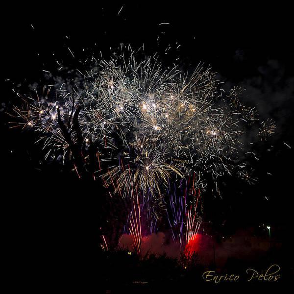 Photograph - Sparkled Colors by Enrico Pelos