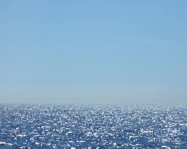 Photograph - Sparkling Ocean Atmosphere by Kristen Fox