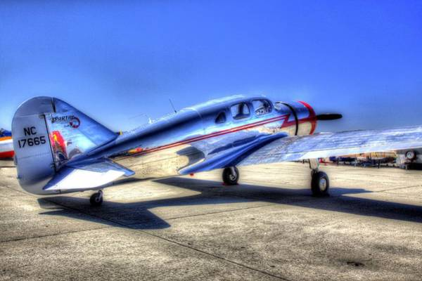 Photograph - Sparten Executive At Hollister Airshow by John King