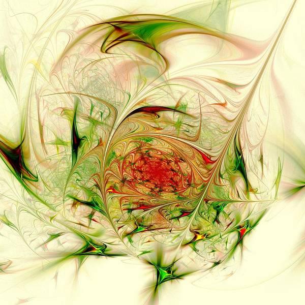Empty Nest Wall Art - Digital Art - Special Place by Anastasiya Malakhova