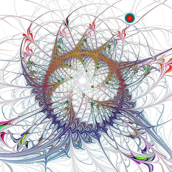 Digital Art - Spectacle by Anastasiya Malakhova