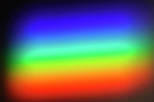 Wall Art - Photograph - Spectrum Of Sunlight by Jeff Daly, Visuals Unlimited /science Photo Library