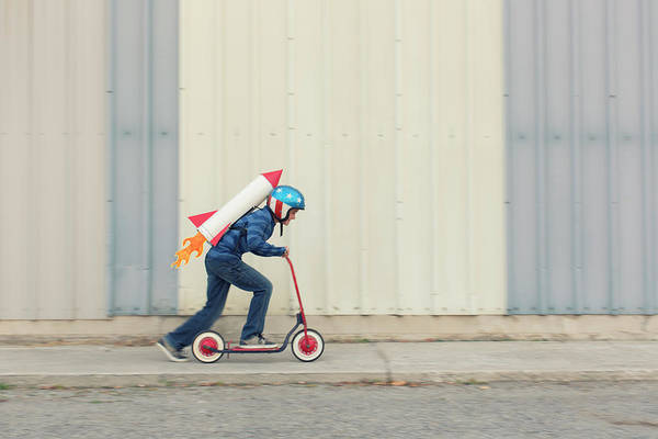 Taking Off Photograph - Speed by Richvintage