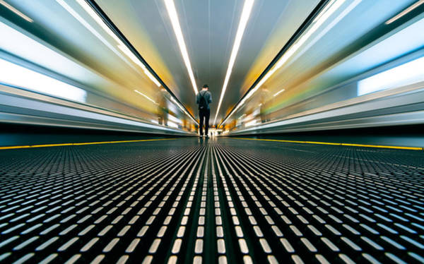 Speed Wall Art - Photograph - Speed by Sebastian-alexander Stamatis