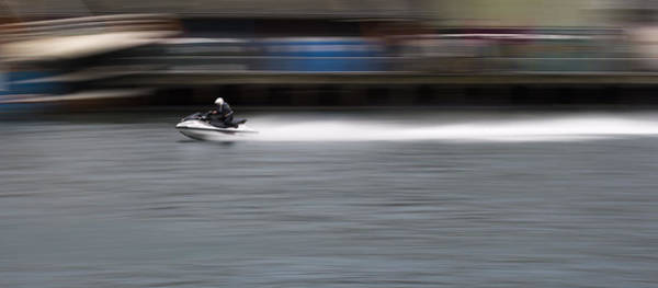 Photograph - Speed by Tony Mills