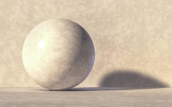 Digital Art - Sphere by Daniel Eskridge