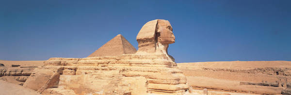 Homage Photograph - Sphinx Giza Egypt by Panoramic Images