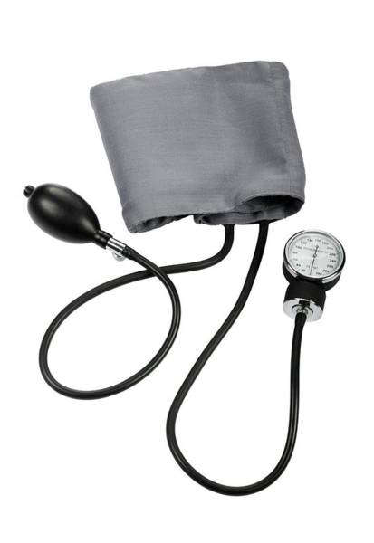 Blood Pressure Wall Art - Photograph - Sphygmomanometer by Geoff Kidd/science Photo Library