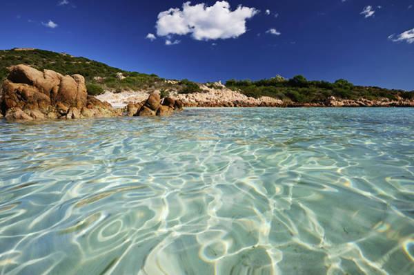 Costa Smeralda Photograph - Spiaggia Del Principe by Dhmig Photography