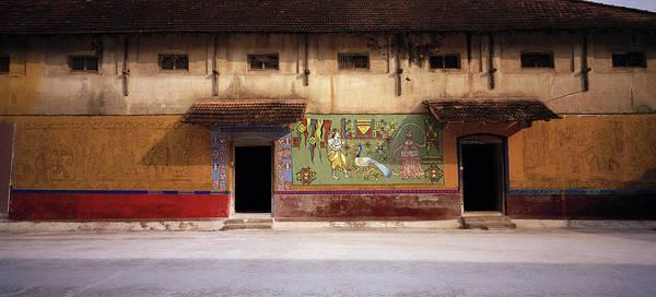 Kerala Mural Photograph - Spice Trade by Shaun Higson