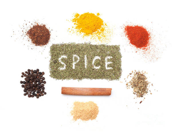 Wall Art - Photograph - Spices by Viktor Pravdica