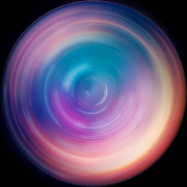 Wall Art - Photograph - Spin Art 1 by Jennifer Rondinelli Reilly - Fine Art Photography