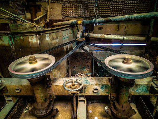 Photograph - Spin Belt by Tyler Lucas